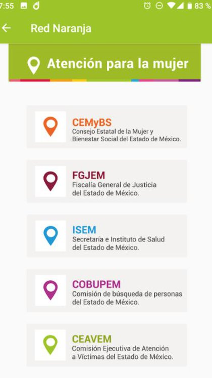 Además ofrece información de talleres, pláticas y conferencias (Foto: Gobierno del Edomex)