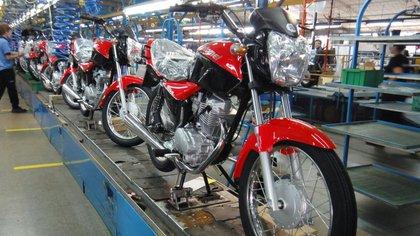 Durante febrero crecieron un 14,9% las ventas de motovehículos