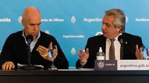 Cómo decidió Rodríguez Larreta mantener las clases presenciales y reforzar su ofensiva política contra Alberto Fernández en la Corte