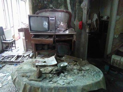 La casa donde cometió la masacre, en la calle 48 entre 11 y 12 de La Plata, fue reabierta. Hace cinco años, Barreda le dijo a su abogado que hiciera hasta lo imposible para recuperarla. Pero fue expropiada y será convertida en un centro contra la violencia de género