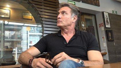 Juan Soler decidió un día venir a México a tocar puertas en Televisa