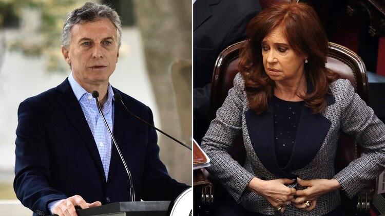 Impopulares pero favoritos para las elecciones… Macri y Cristina