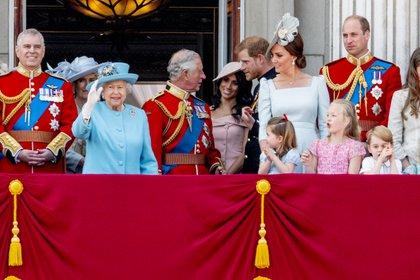 La familia real, en crisis por el príncipe acusado de pedofilia (Shutterstock)
