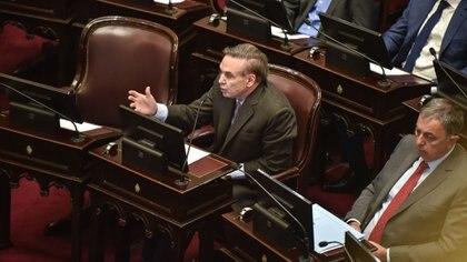 Miguel Ángel Pichetto fue uno de los presentes del PJ