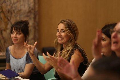 La asesora presidencial Cecilia Nicolini (Jose Nicolini)