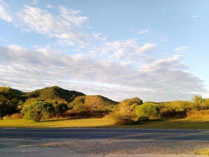Las sierra de Córdoba