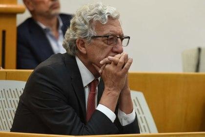Jaime Campos, presidente de AEA