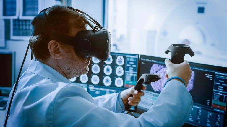 Las experiencias de realidad virtual disminuyen hasta un 84% el dolor en pacientes con cáncer