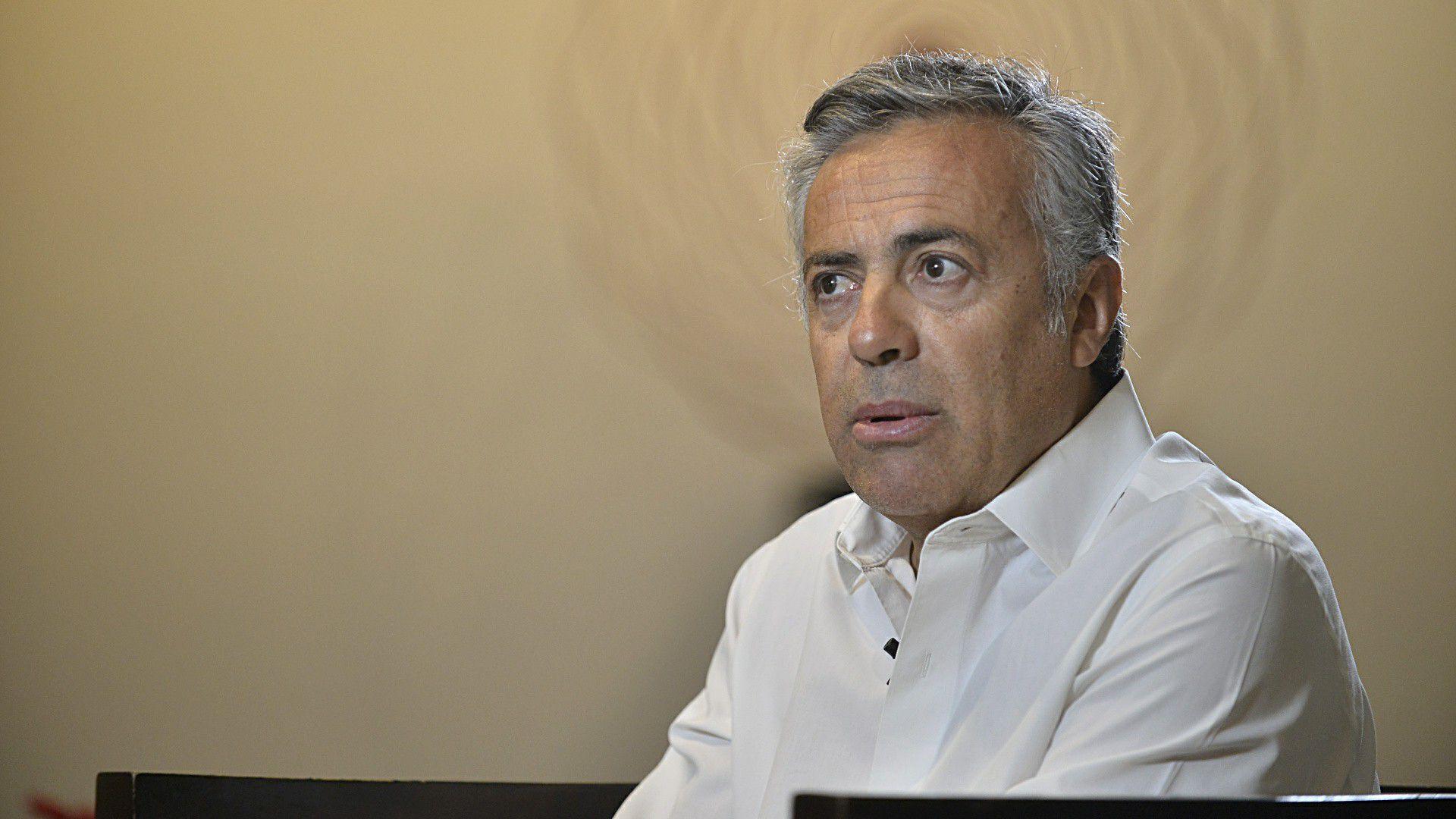 Alfredo Cornejo (Gustavo Gavotti)