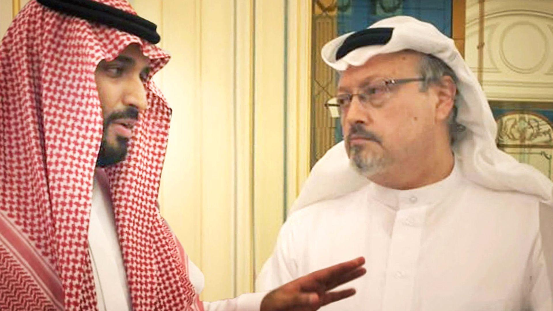 """""""The Dissident"""" trata sobre el escalofriante caso del asesinato de Jamal Khashoggi, el periodista y activista árabe"""