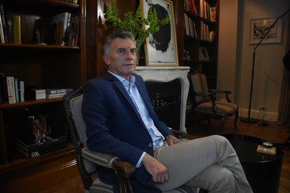 Durante la entrevista con Infobae, Macri sorprendió con los elogios al presidente de la UCR, Alfredo Cornejo