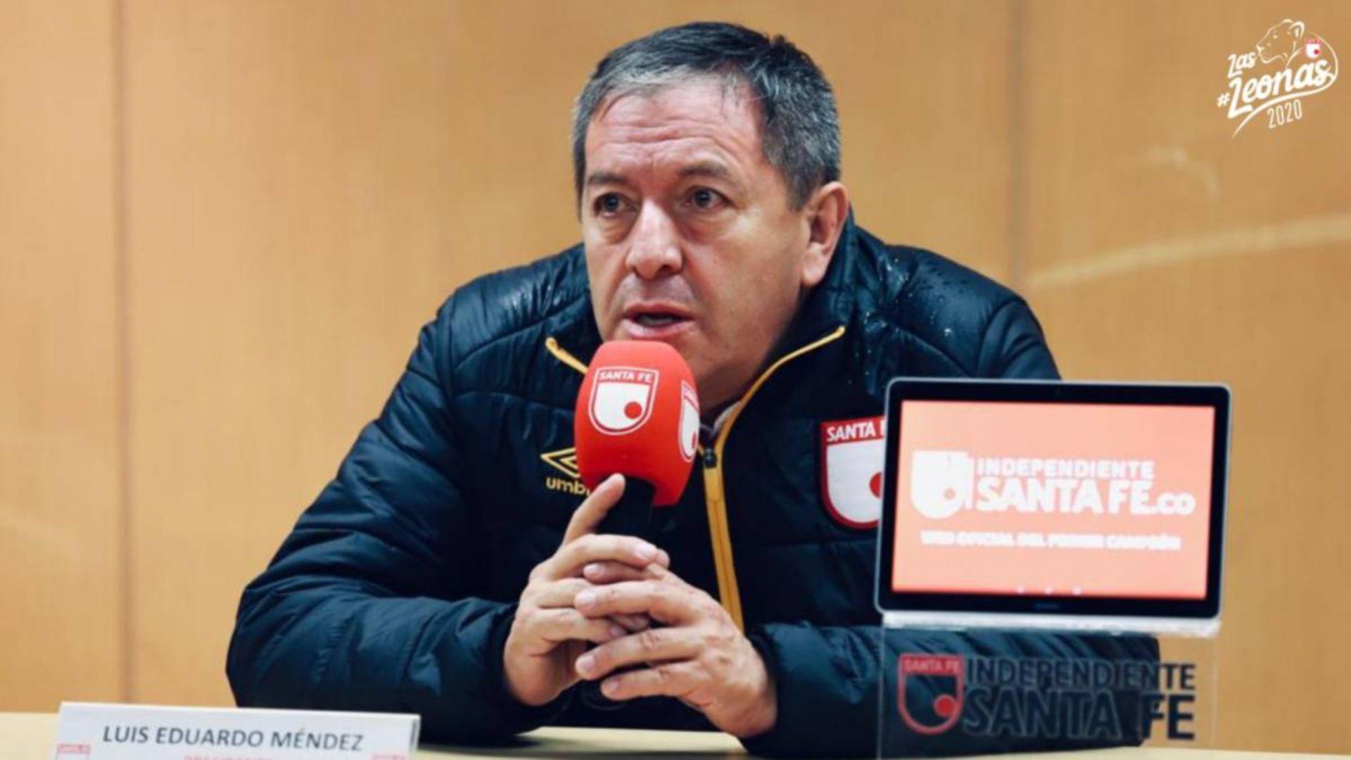 Eduardo Méndez, habló sobre el tema y dejó en el aire comentarios que posiblemente no sean del agrado de la hinchada cardenal. Vía: Independiente Santa Fe
