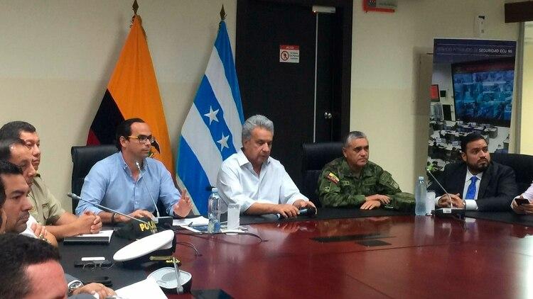 Lenín Moreno recurrirá a la OEA