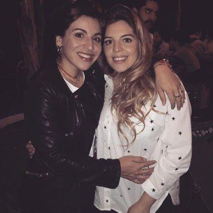 Dalma y Gianinna