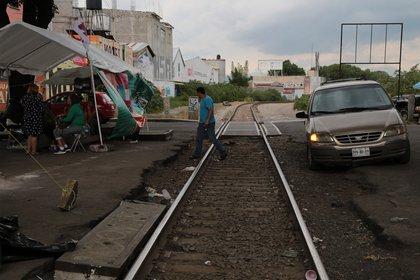 El robo de trenes en Guanajuato y Querétaro incrementó de dos vagones saqueados a la semana, a tres durante el primer semestre del 2020. (Foto: Cuartoscuro)