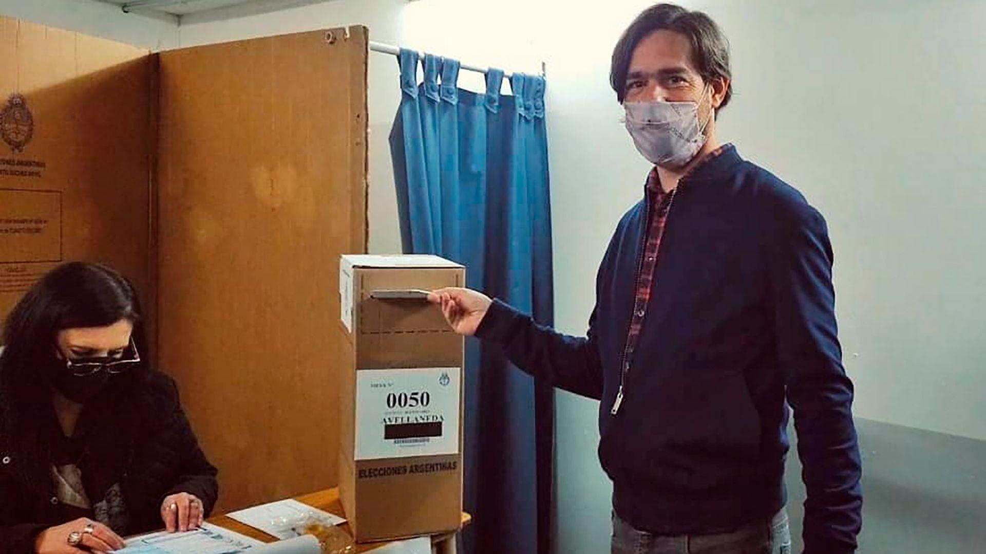 Voto Nicolas del Caño - Paso 2021