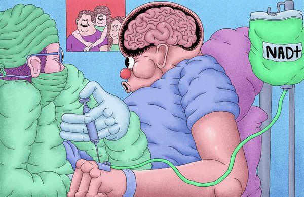 Pagué 600 dólares para que 'reiniciaran' mi cerebro y cambiaran mi vida