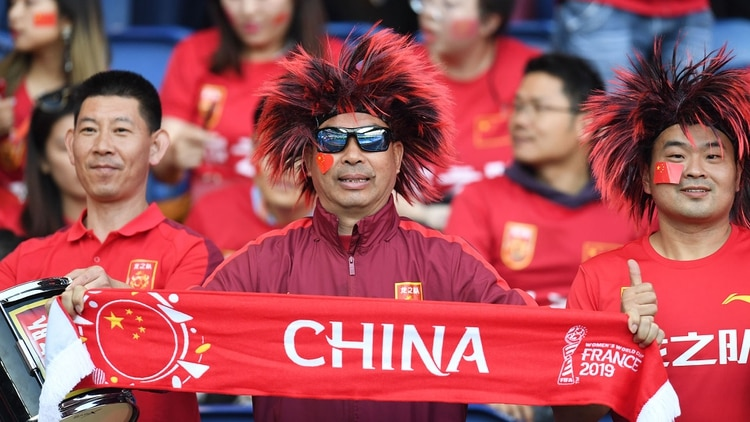 La Asociación China de Fútbol anunció la suspensión hasta nuevo aviso de todas las competiciones a nivel nacional (Shutterstock)
