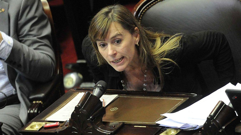 Di Tullio fue la primera mujer en ser presidenta del bloque del oficialismo en toda la historia de la Cámara de Diputados