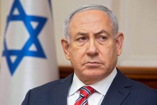 El primer ministro israelí Benjamin Netanyahu (Sebastian Scheiner / REUTERS)