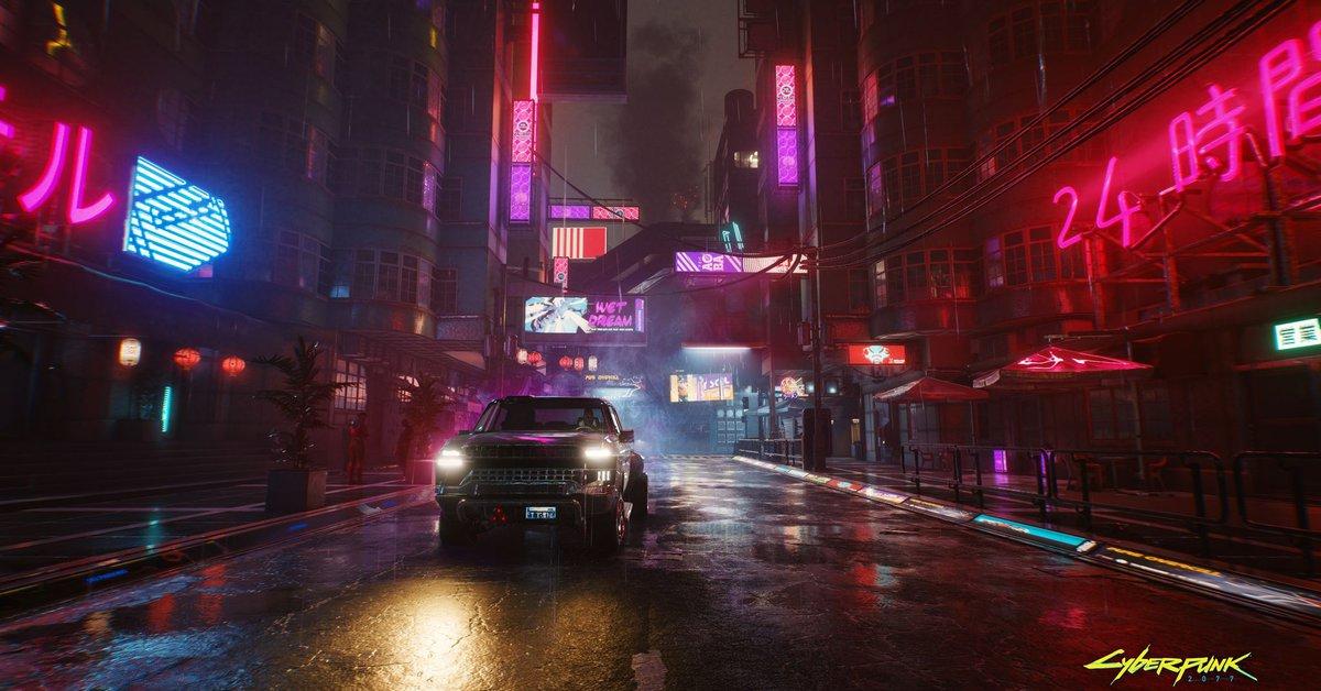 Cyberpunk 2077 will receive several Updates in 2021