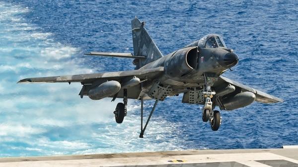 Un Dassault-Breguet Super Etendard