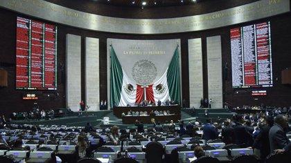 Una parte de la oposición volvió a ausentarse de la sesión, al igual que había hecho el miércoles (Cuartoscuro)