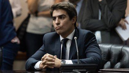Laureano Durán, el candidato que contaría con el favor del oficialismo (Adrián Escandar)
