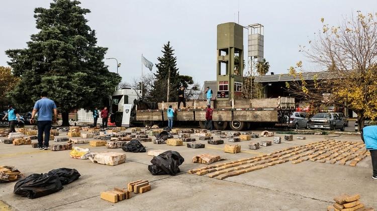 """El operativo anti-drogas """"Duende Verde"""" es el más importante de la Ciudad Autónoma de Buenos Aires"""