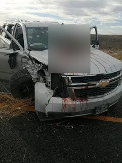 El 14 de febrero fueron abatidos cinco integrantes de Gente Nueva en Chihuahua  (Foto: Especial)