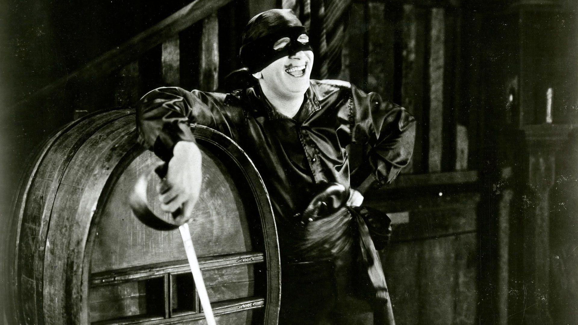 Douglas Fairbanks, el primer intérprete de El Zorro