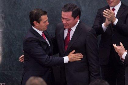 En el 2019 se señaló a Miguel Ángel Osorio Chong, ex secretario de Gobernación, como uno de los investigados por la SFP. (Foto: Galo Cañas/Cuartoscuro)