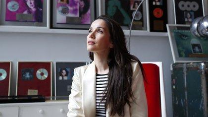 La cantante y actriz uruguaya Natalia Oreiro. (Foto: EFE/David Fernández/Archivo)