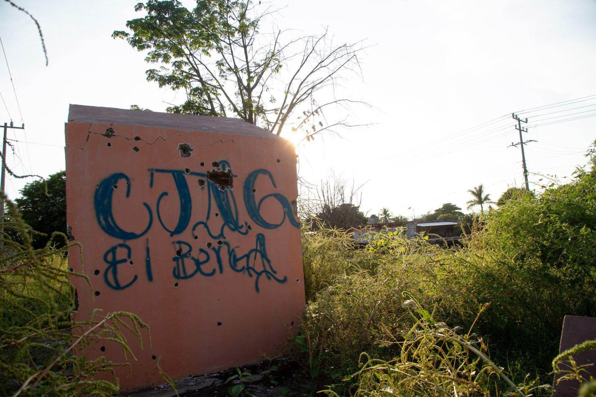 CARTEL JALISCO NUEVA GENERACION - CJNG - LOS VIAGRAS - MEXICO - MICHOACAN - AGUILLA - 01122020