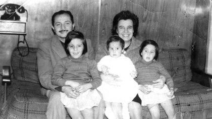La familia de Esther Ballestrino de Careaga: los tiempos felices antes del horror de la dictadura