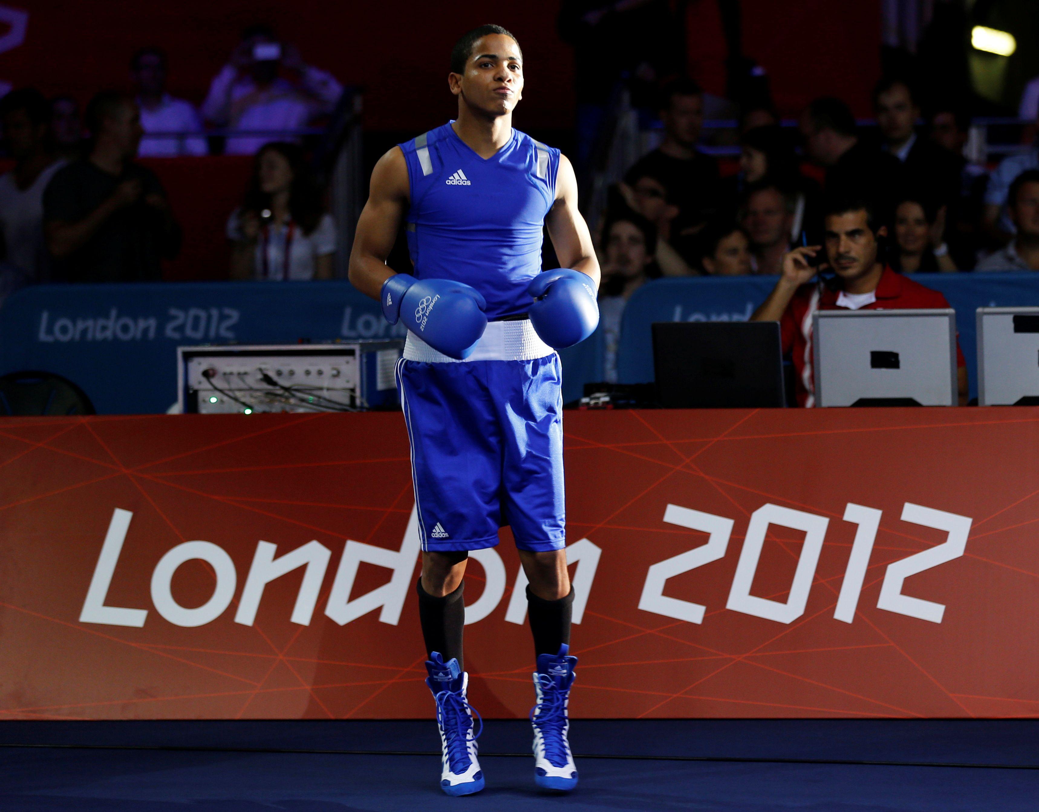 El boxeador representó a Puerto Rico en los JJOO de 2012 (REUTERS/Murad Sezer/File Photo)