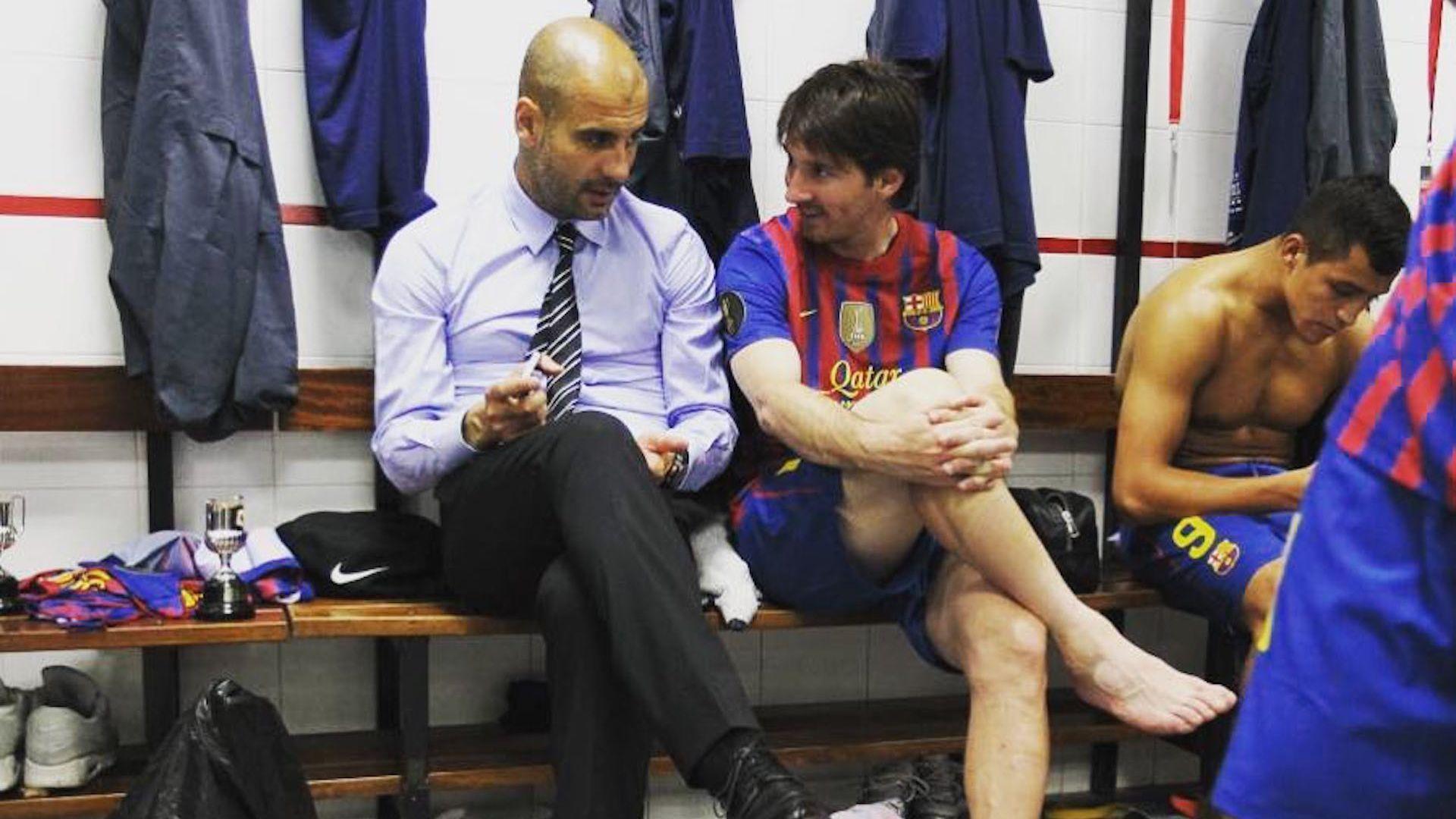 Pep Guardiola llamó a Lionel Messi y busca seducirlo para dejar Barcelona y mudarse a Manchester City