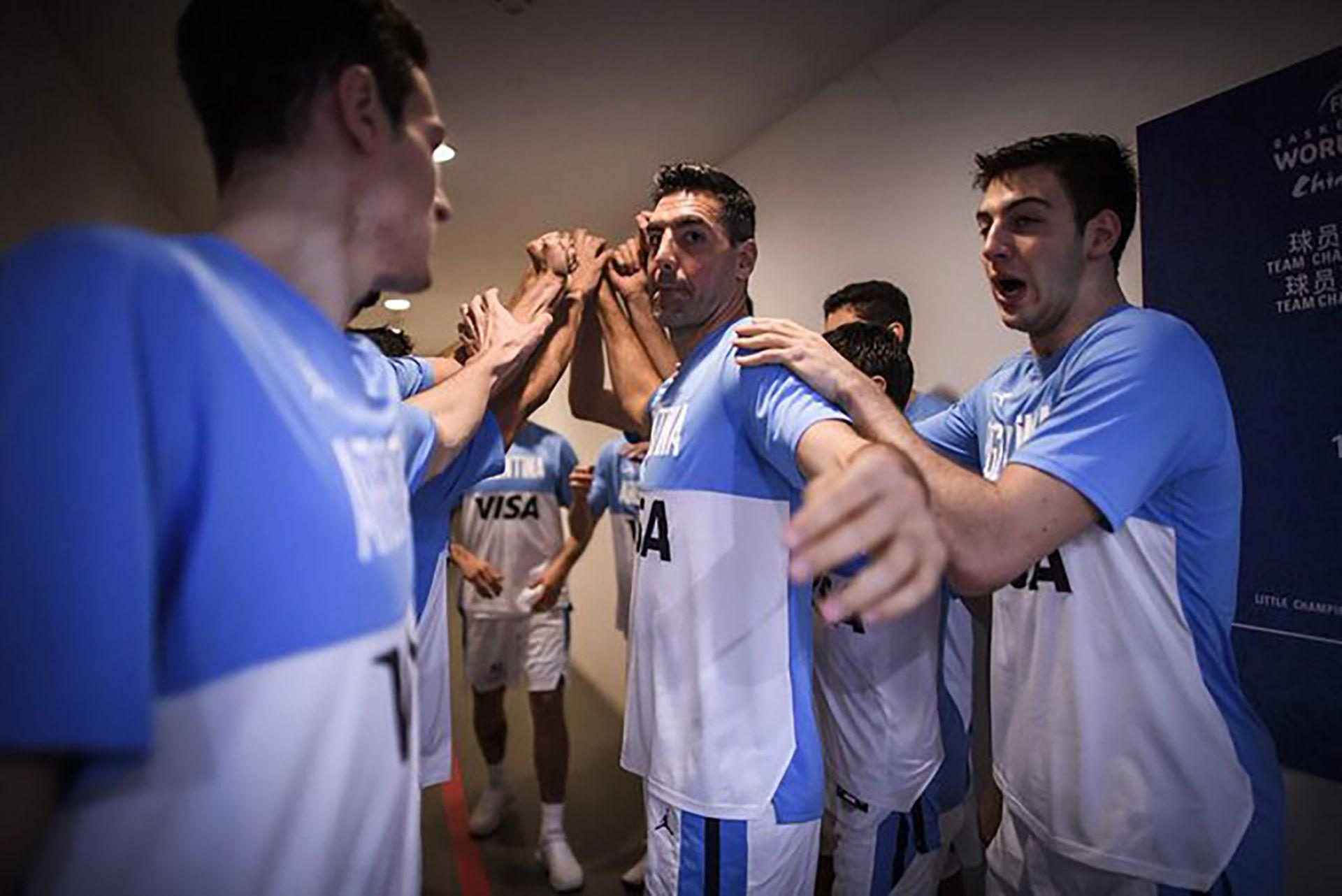 seleccion argentina de basquet