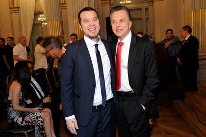 Sebastián y Palito Ortega