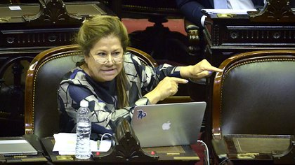 La diputada nacional Graciela Camaño (Gustavo Gavotti)
