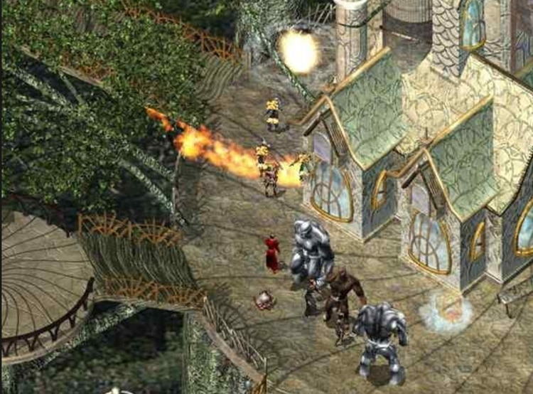 Se trata de un juego desarrollado para PC; en el año 2000.