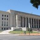 La sede de la Facultad de Derecho de la UBA