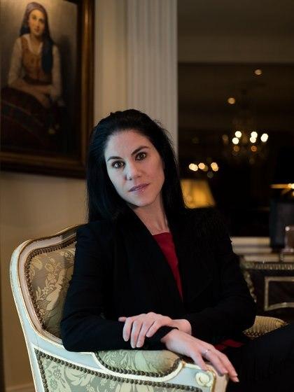 Paloma Herrera, directora del ballet estable del Teatro Colón (Adrián Escandar)