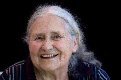 Doris Lessing (Justin Williams/Shutterstock)