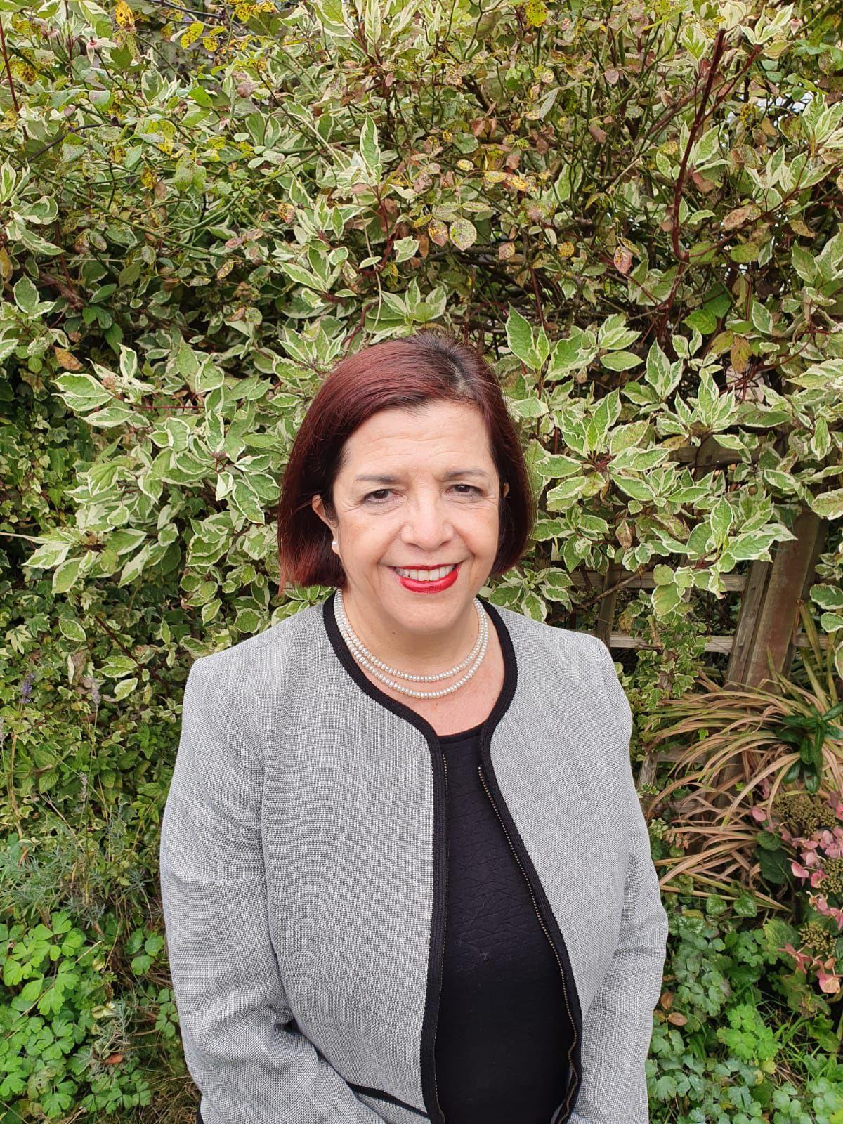 Marta Cohen, patóloga pediatra argentina
