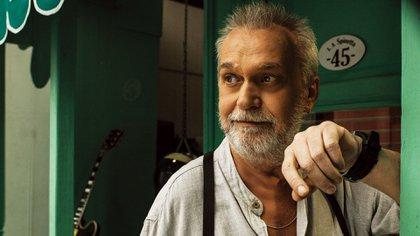 David Lebón (Gentileza Sony Music Argentina)