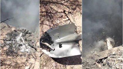 Colectivo de Madres Buscadoras de Sonora localizó restos humanos en fosa clandestina que aún estaba ardiendo