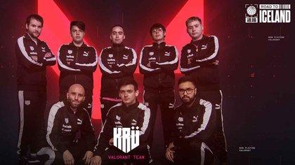 El equipo del Kun Agüero se coronó campeón de Latinoamérica y se clasificó al VALORANT Masters de Islandia