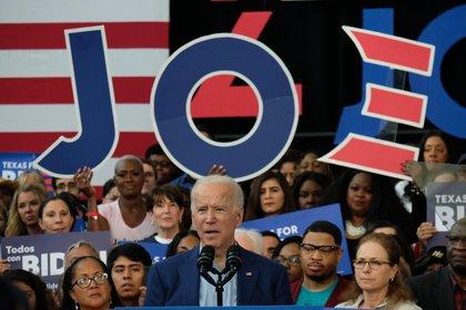 07/10/2020 El candidato demócrata a la Casa Blanca,  Joe Biden. POLITICA NORTEAMÉRICA NORTEAMÉRICA ESTADOS UNIDOS INTERNACIONAL KEN HERMAN / ZUMA PRESS / CONTACTOPHOTO