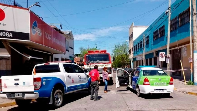 Ola de amenazas de bomba a colegios de Malvinas Argentinas